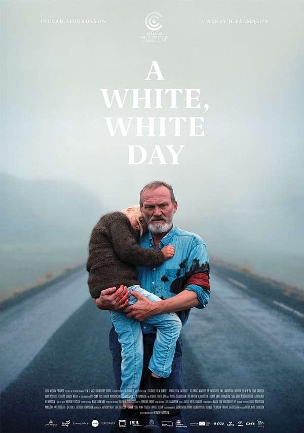 Μια Λευκή, Λευκή Μέρα / A White, White Day Πόστερ Poster