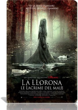 La Llorona - Le Lacrime Del Male (2019).avi MD MP3 WEBDL - iTA