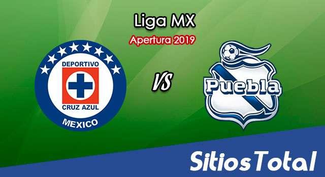 Ver Cruz Azul vs Puebla en Vivo – Apertura 2019 de la Liga MX