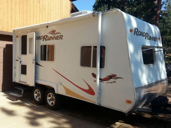 Pinecam com • View topic - 2008 Sun Valley Roadrunner 18 ft Travel