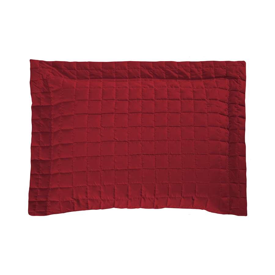 Porta Travesseiro Top Line 1 Peça Vermelho