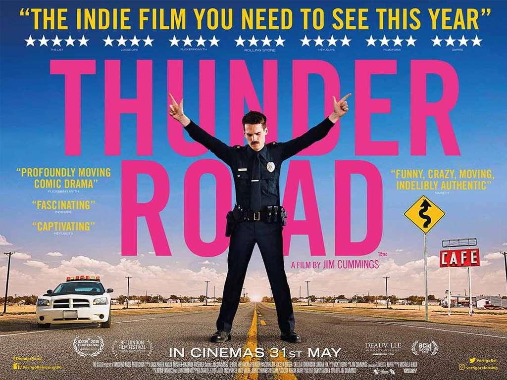 Ο Δρόμος του Κεραυνού (Thunder Road) Movie