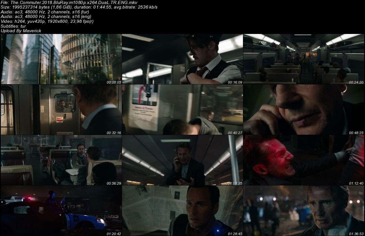 Yolcu – 2018 BluRay m1080p DuaL MKV indir
