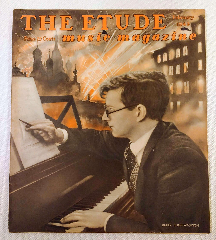 Image for The Etude Music Magazine: Volume LXII, No. 2; February, 1943