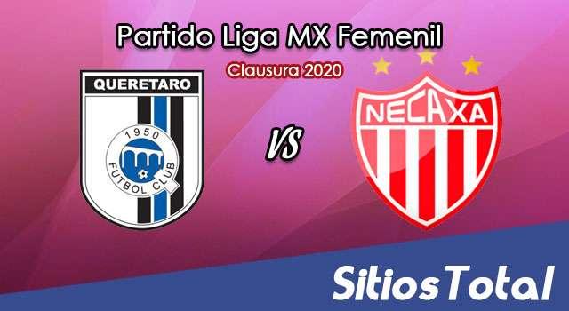 Ver Querétaro vs Necaxa en Vivo – Liga MX Femenil – Clausura 2020 – Viernes 14 de Febrero del 2020