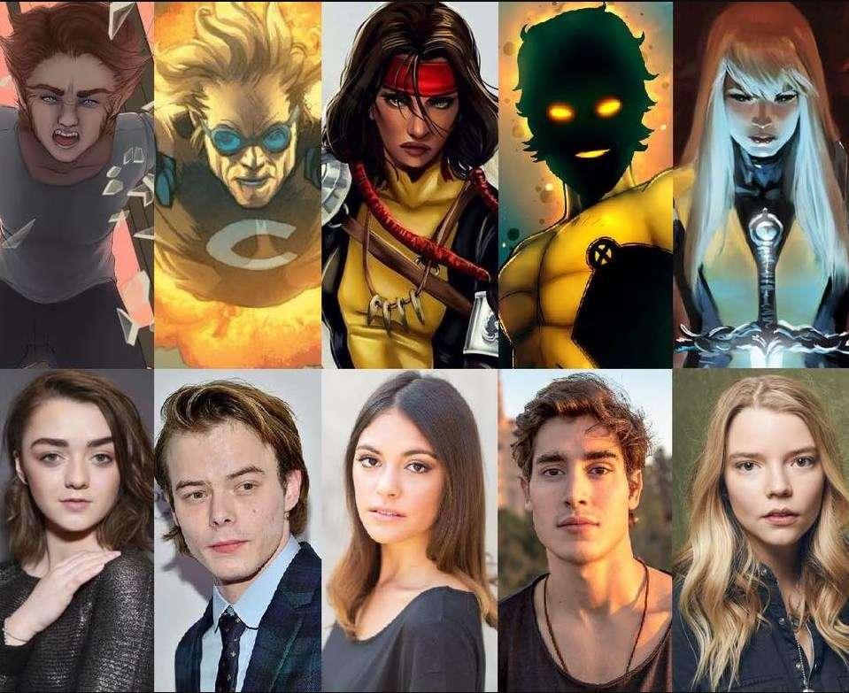 Resultado de imagen para the new mutants