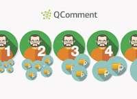 QComment - заработок в интернете