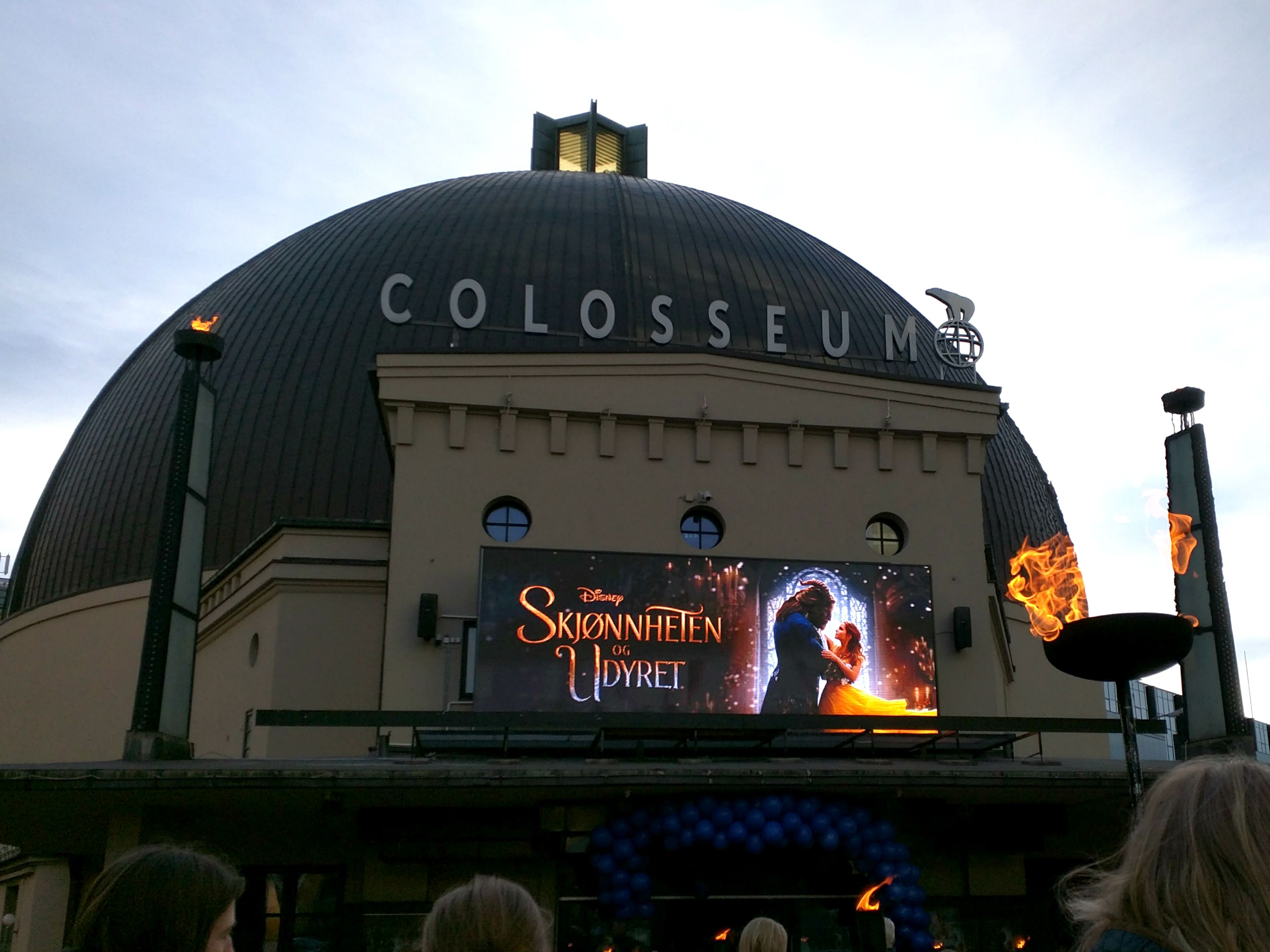 Beauty and the Beast at Colosseum Kino
