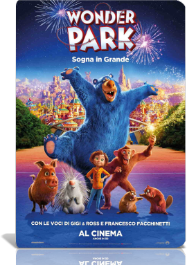 Wonder Park (2019).mkv MD MP3 720p HDTS - iTA