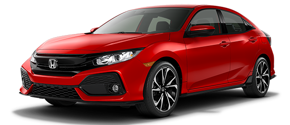 2019 Civic Sport Fwd Hatchback Lease Deal In Ann Arbor Michigan