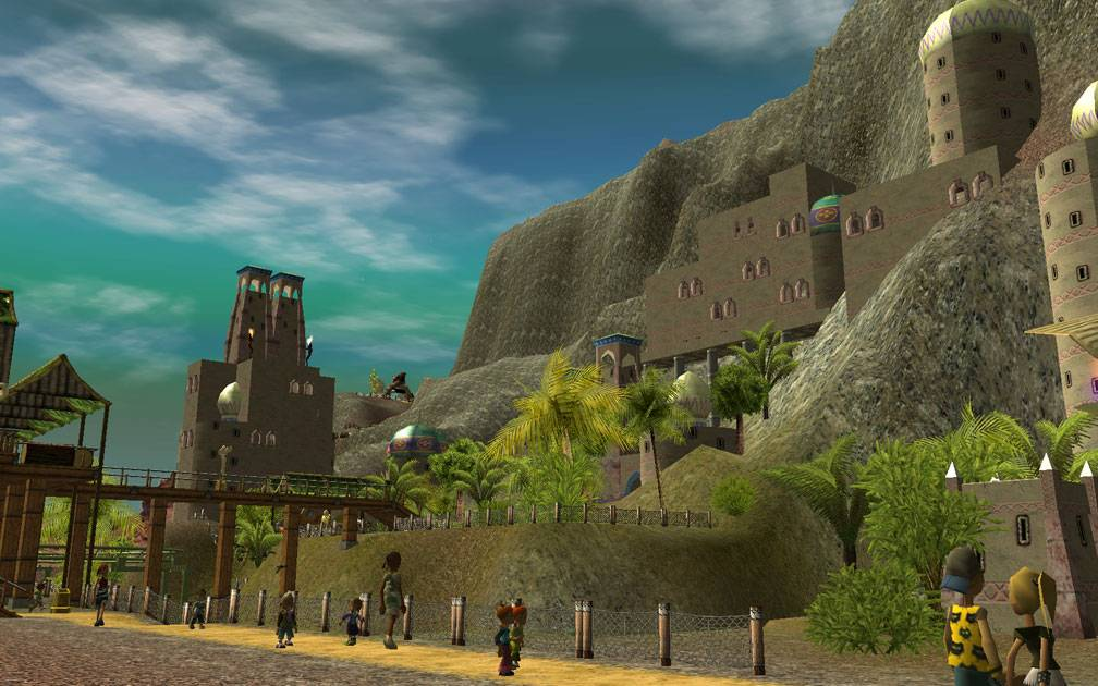 Lead Image for FlightToAtlantis.net: RCT3 FAQ: Campaign Scenario Directory Specifics: Valley Of Kings