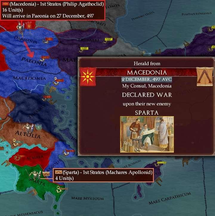 Civis Romanus Sum (An EU-Rome Vae Victis AAR) | Page 37