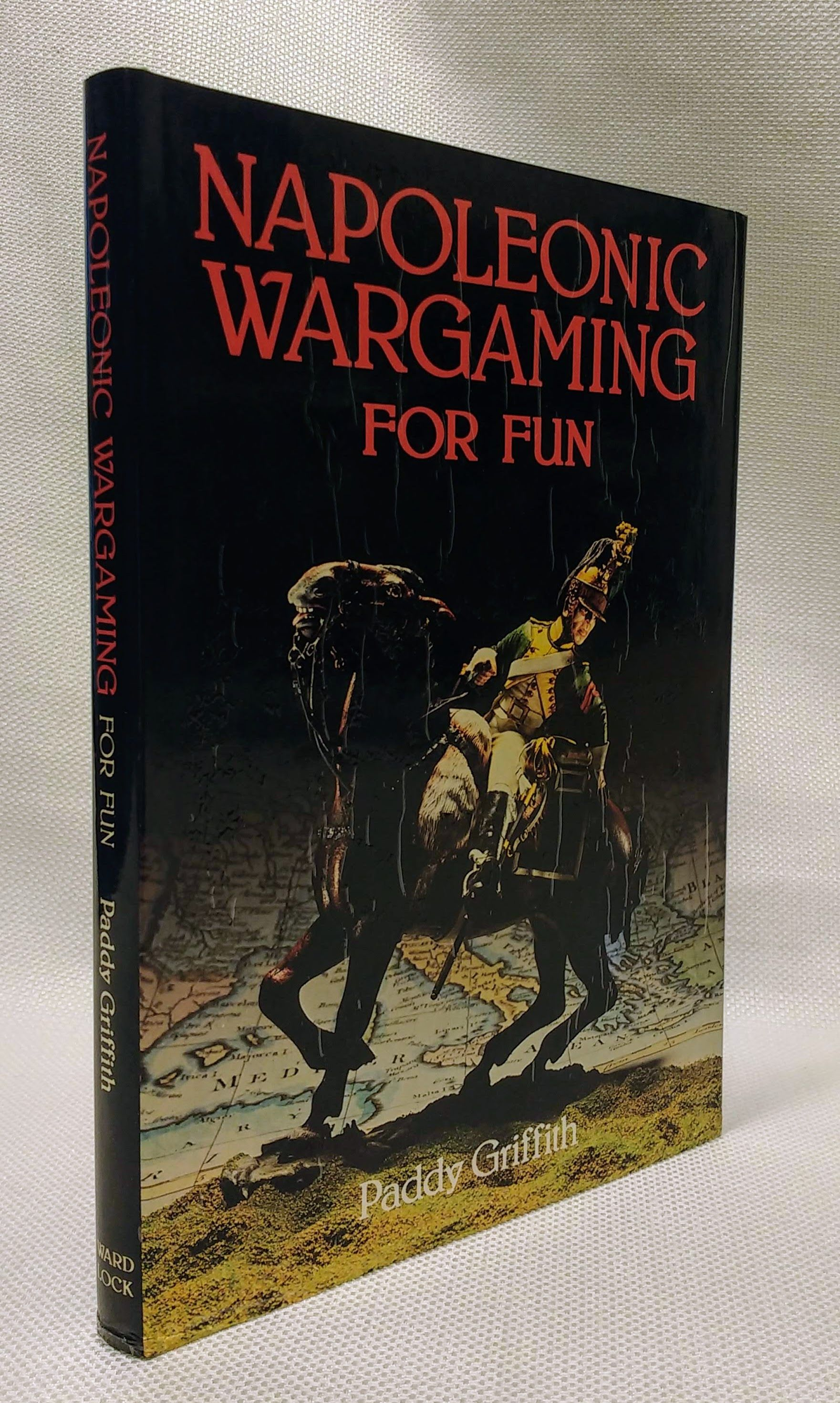 Napoleonic wargaming for fun, Griffith, Paddy