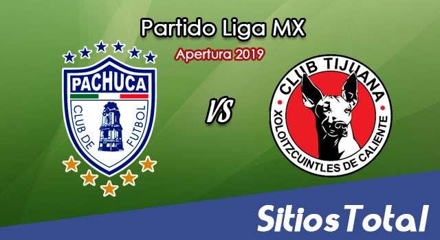 Ver Pachuca vs Xolos Tijuana en Vivo – Apertura 2019 de la Liga MX