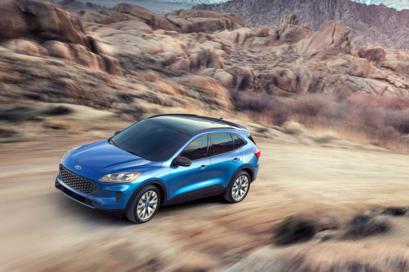 2020 Ford Escape Hybrid Engine