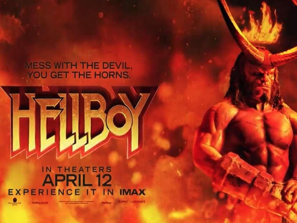 Hellboy: Ξαναγύρισα από την Κόλαση (Hellboy) Movie