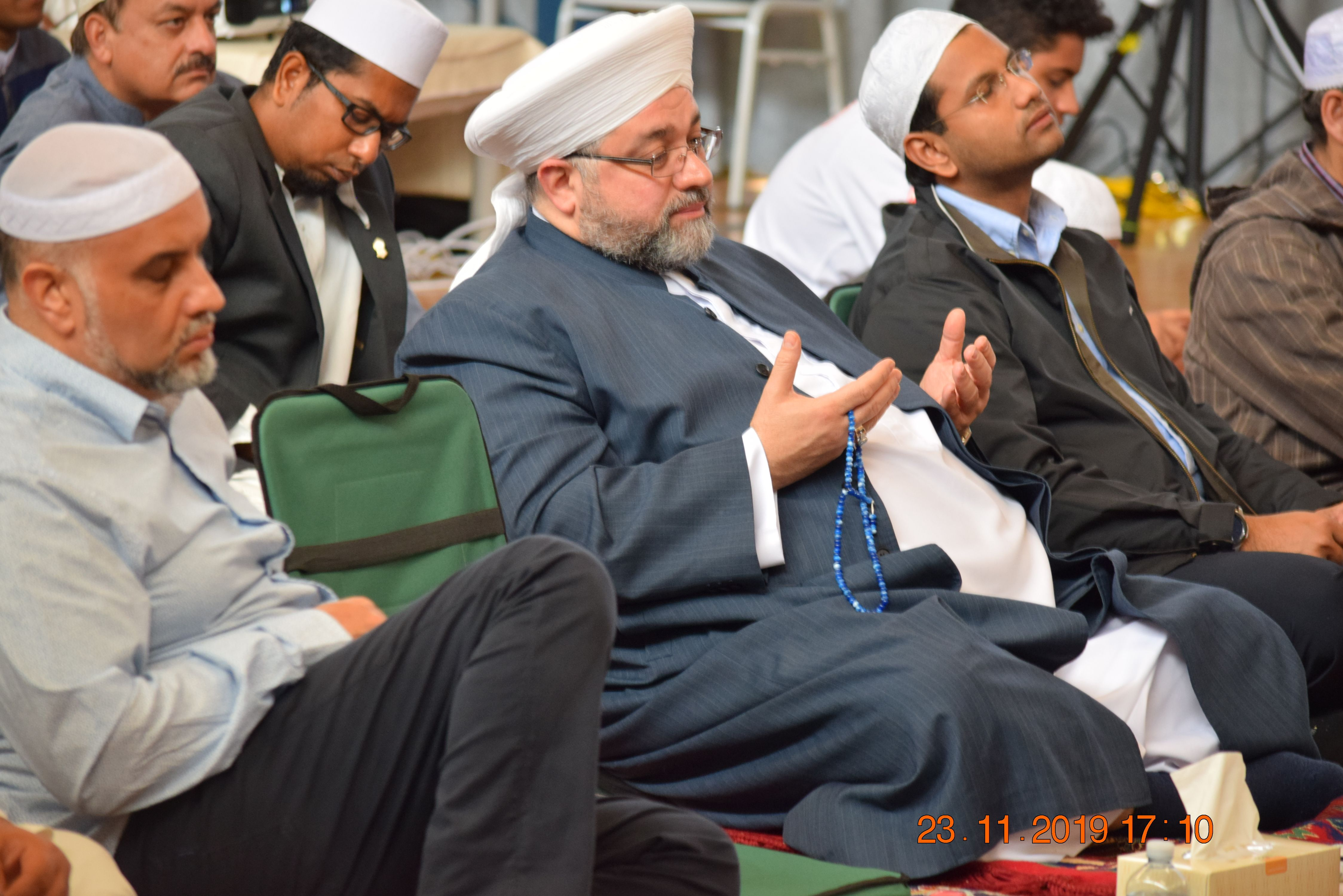 Maulidul Rasul Sallahualay wa Sallam – Nov 2019