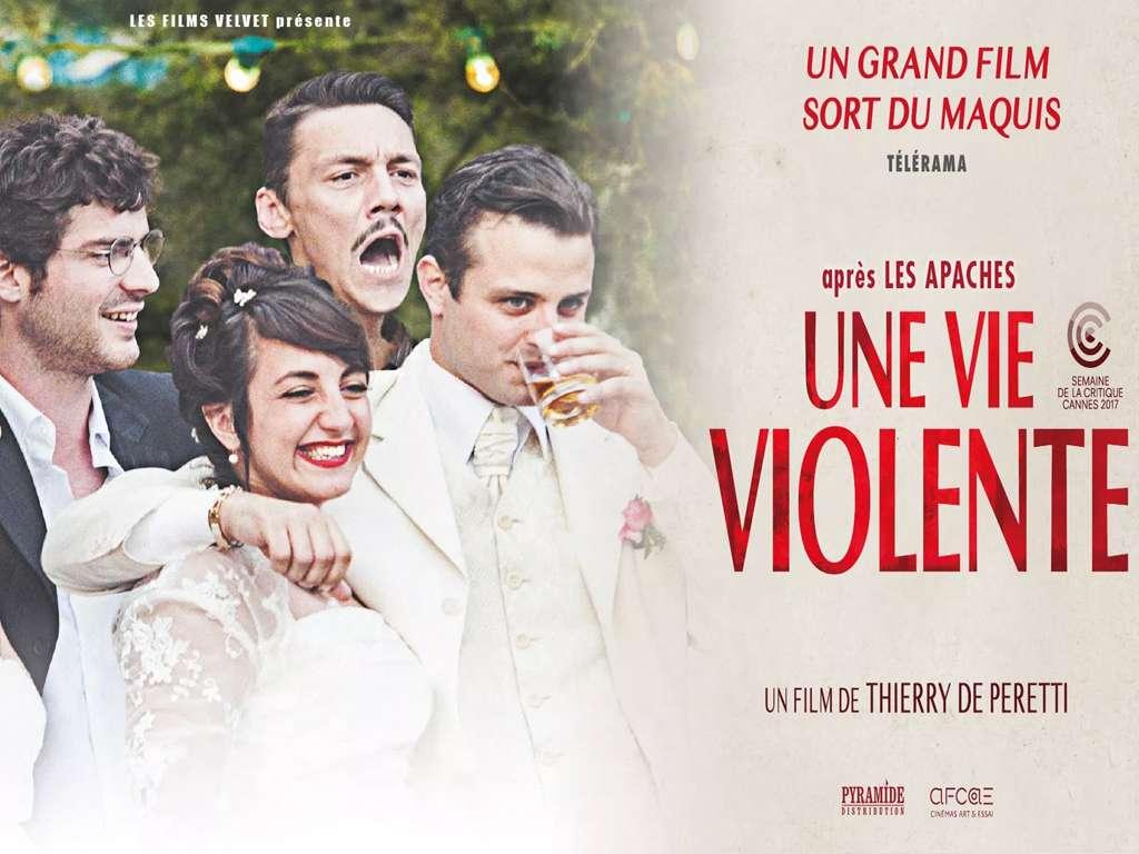 Ο Κορσικάνος (Une Vie Violente) Movie