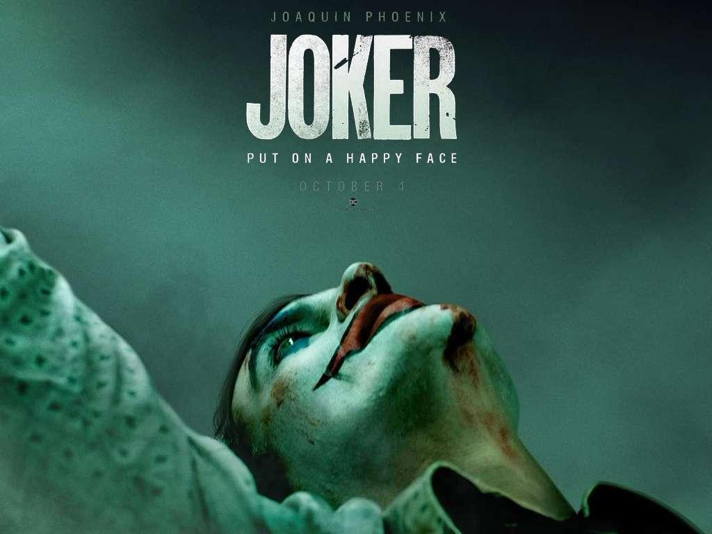 Joker Quad Poster