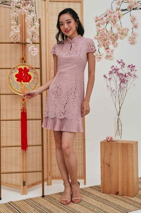 Chinese New Year 2020 Modern Cheongsam Singapore Blogshop