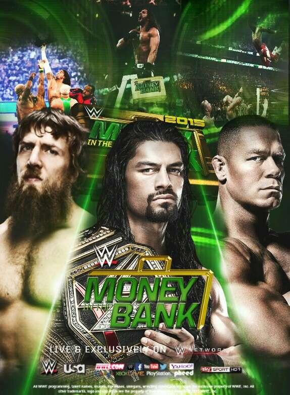 العرض المنتظر Money Bank 2016