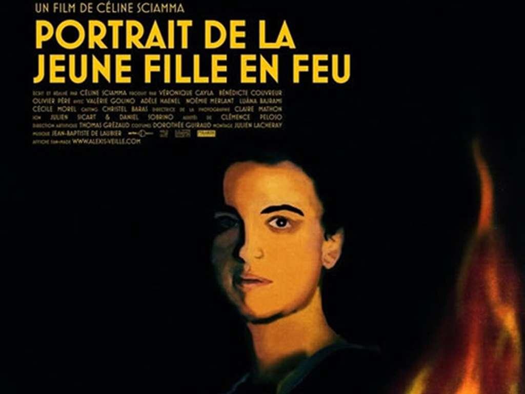 Το Πορτρέτο Μιας Γυναίκας Που Φλέγεται (Portrait de la jeune fille en feu) - Trailer / Τρέιλερ Movie