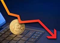 Полугодичное падение криптовалют