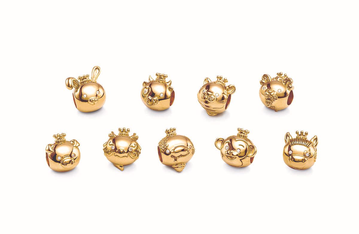 Pandora Chinese New Year 2020 Zodiac Charms