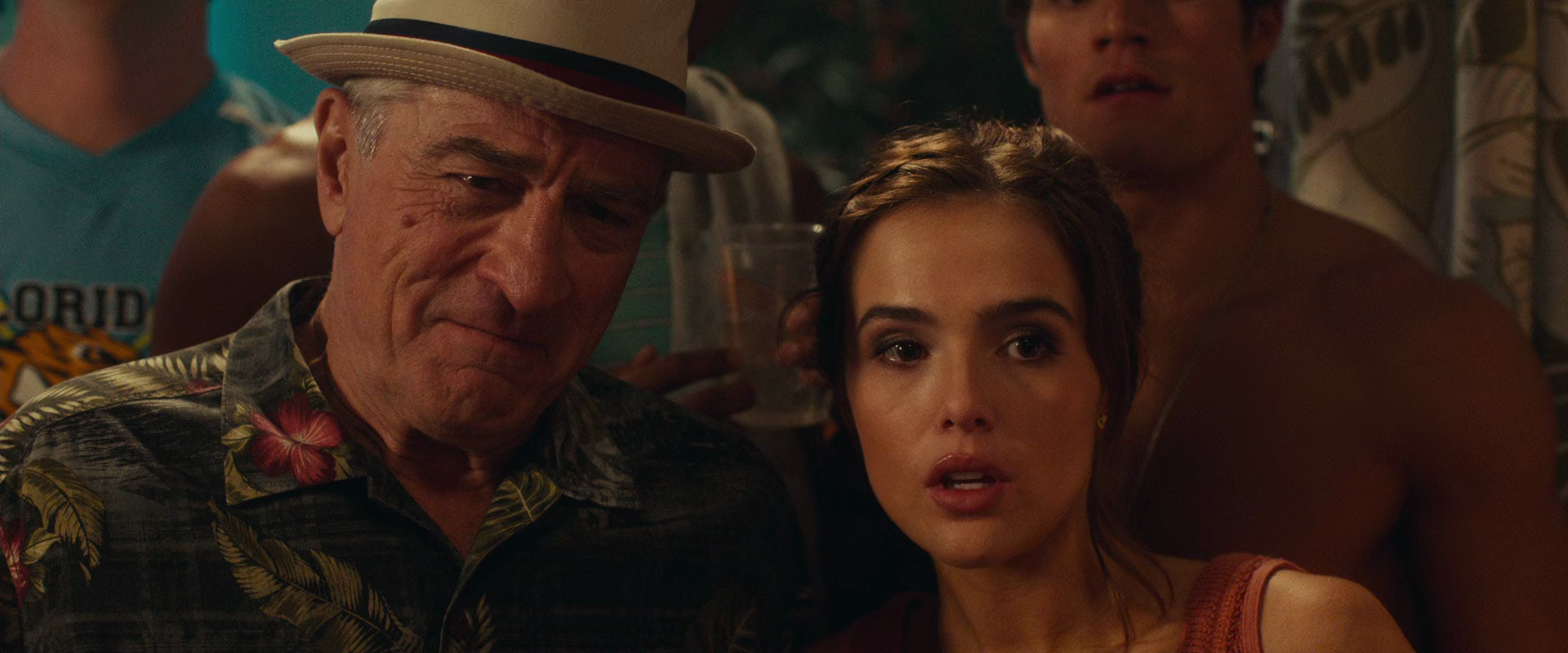 Dirty Grandpa Trailer Shows Zac Efron And Robert De Niro On A Raunchy Road Trip Daily Mail Online