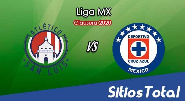 Ver Atlético San Luis vs Cruz Azul en Vivo – Clausura 2020 de la Liga MX