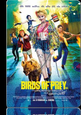 Birds of Prey e la fantasmagorica rinascita di Harley Quinn (2020).avi LD AC3 HDCAM - iTA