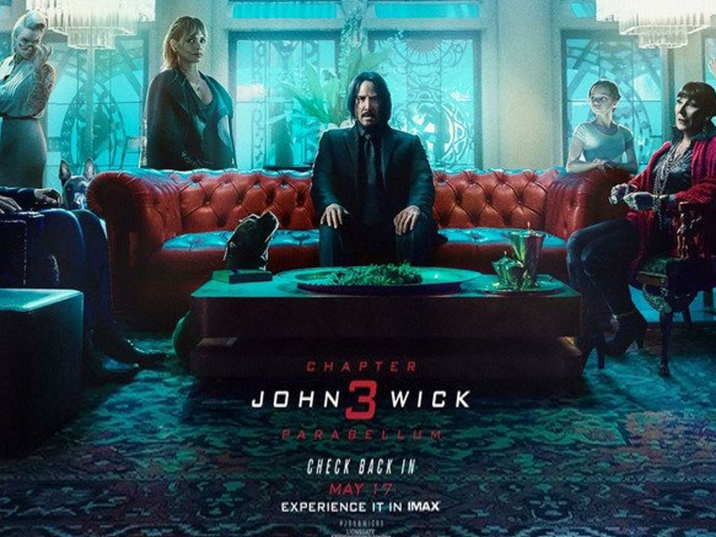 John Wick: Κεφάλαιο 3 (John Wick: Chapter 3 - Parabellum) - Trailer / Τρέιλερ Movie