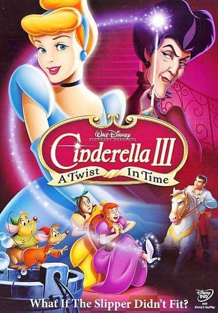 سندريلا الجزء الثالث عودة الزمن Cinderella III A Twist in Time (2007) HDTV 1080p تحميل تورنت 1 arabp2p.com