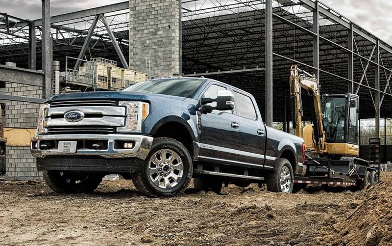 Ford F-250 Super Duty Performance