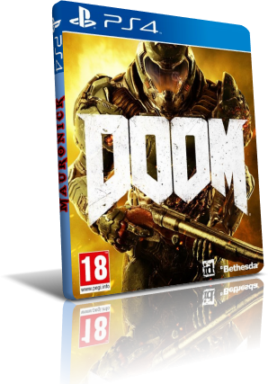[Ps4] DOOM (2016) [Fw 4.05] EUR - Full ITA