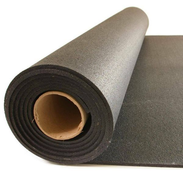 Rubber Gym Flooring Mats And Rolls