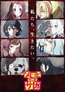 Zombieland Saga's Cover Image