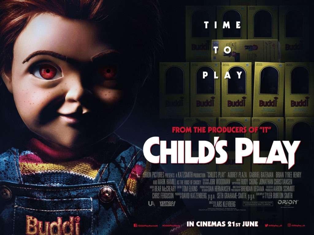 Η Κούκλα του Σατανά (Child's Play) Poster Πόστερ Wallpaper