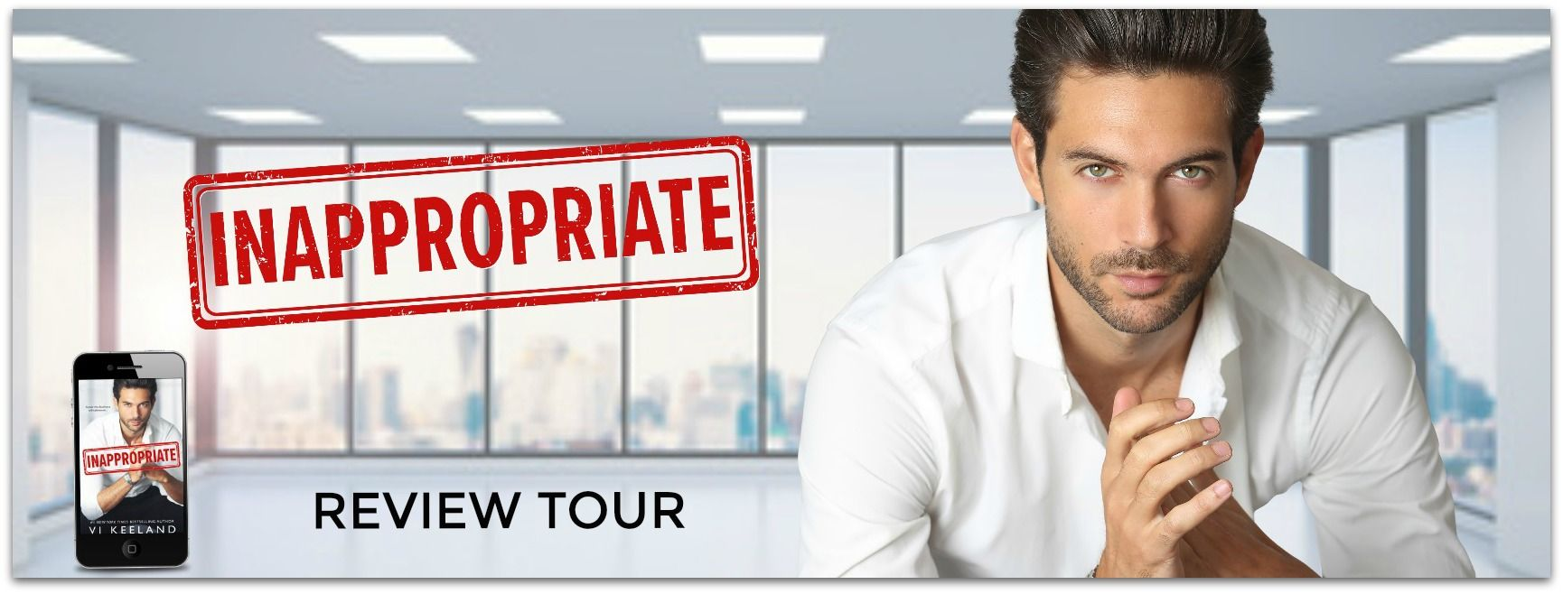 Release Blitz & Review: Inappropriate by Vi Keeland