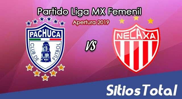 Ver Pachuca vs Necaxa en Vivo – Liga MX Femenil – Apertura 2019 – Lunes 22 de Julio del 2019