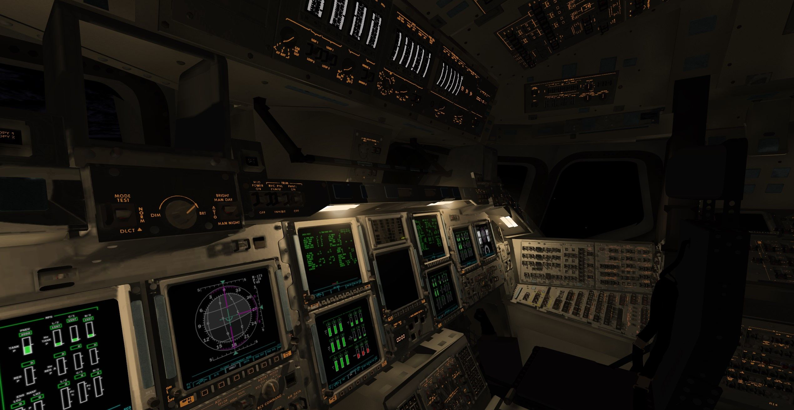 FlightGear forum • View topic - Meet me up there: From Ground to ISS
