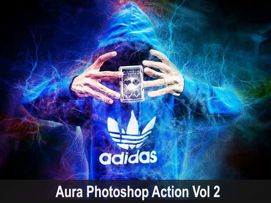 Aura Photoshop Action Vol 2