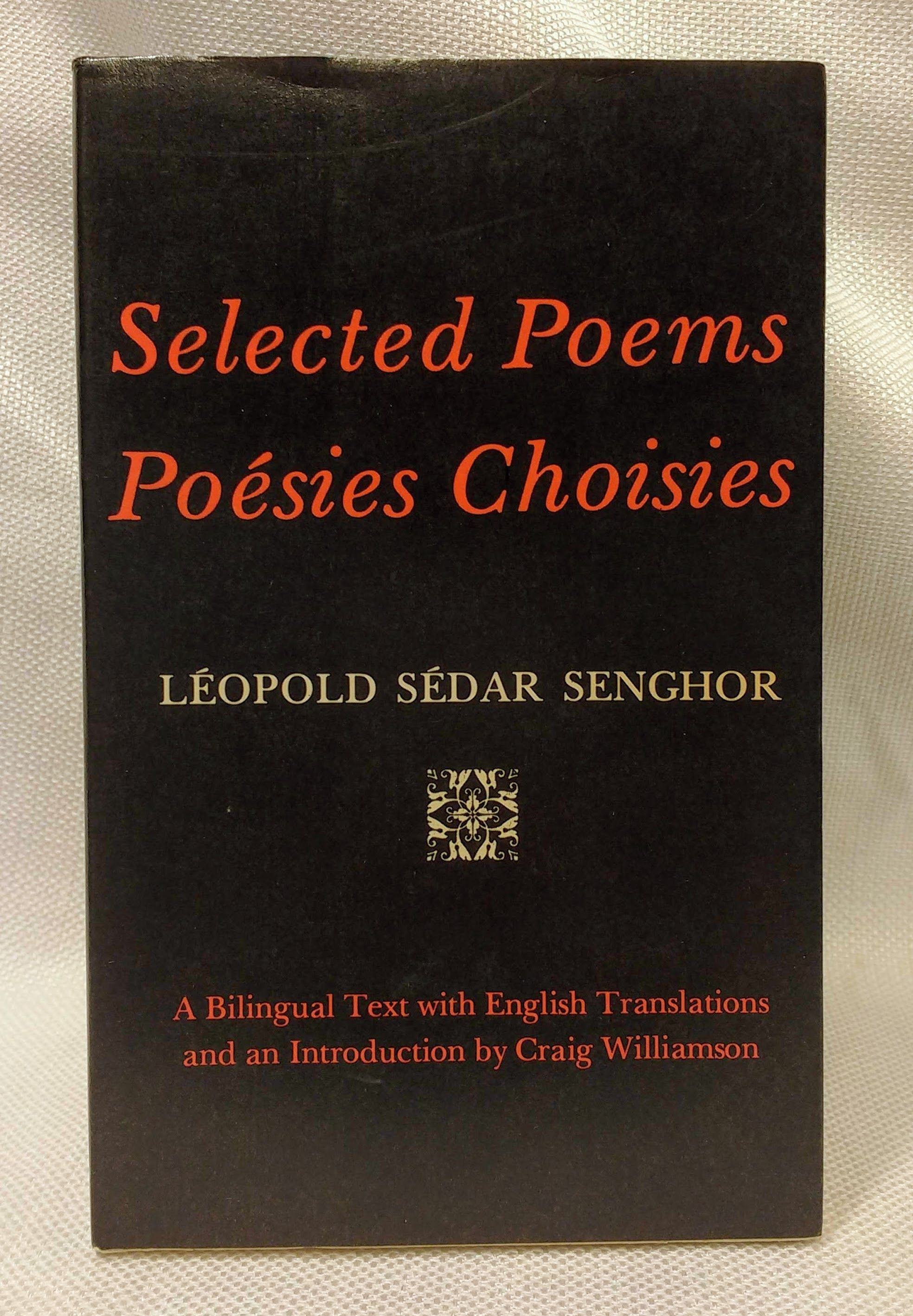 Selected Poems / Poésies Choisies, Senghor, Le?opold Se?dar