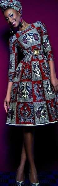 latest African dress ,African fashion Ankara