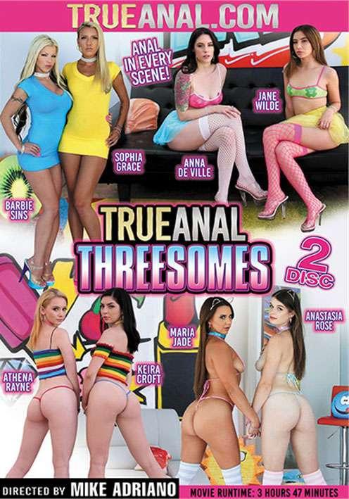 Настоящий Анал Втроем | True Anal Threesomes