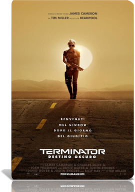 Terminator: Destino Oscuro (2019).mkv LD AC3 720p HDTS V2 - iTA