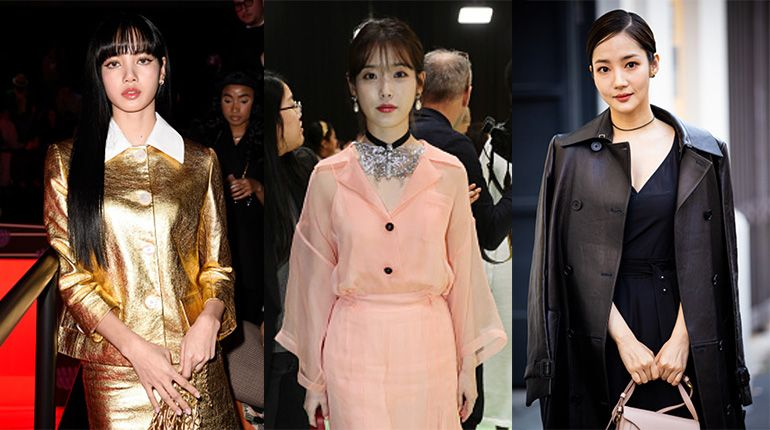 Who Wore It Better? The Korean Celebrities or the Runway Models?