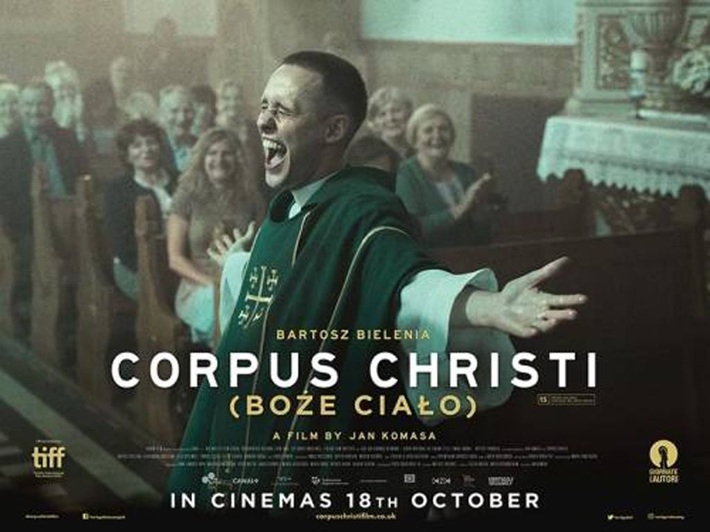 Corpus Christi (Boze Cialo) Poster Πόστερ Wallpaper