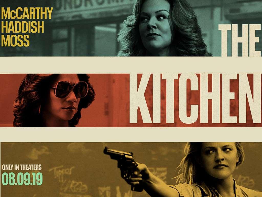 Χελς Κίτσεν: Οι Βασίλισσες του Εγκλήματος (The Kitchen) - Trailer / Τρέιλερ Movie