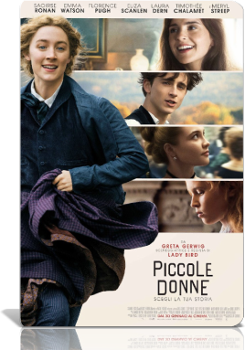 Piccole Donne (2019).mkv MD MP3 720p HDRip - iTA